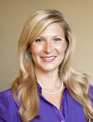 A portrait of Kristen Spitz